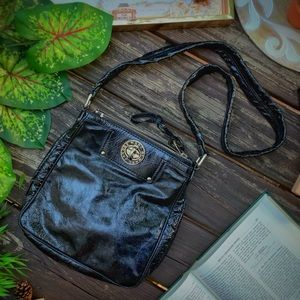 Marc By Marc Jacobs Patent Crossbody Bag